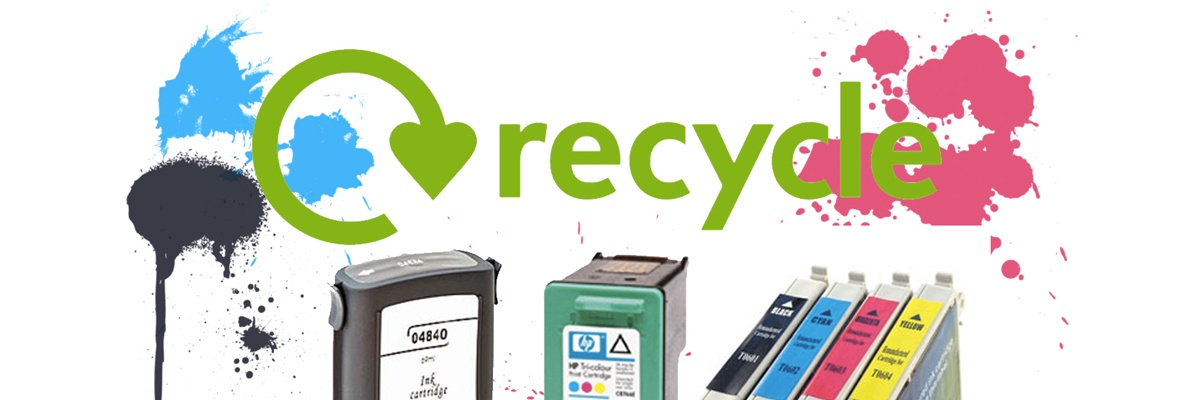 Keep Your Office Green & Recycle Ink Cartridges
