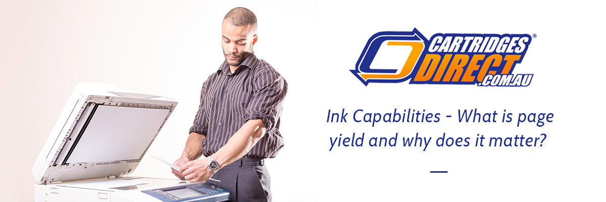 Ink-Capabilities - What is Page Yield and Why Does it Matter?