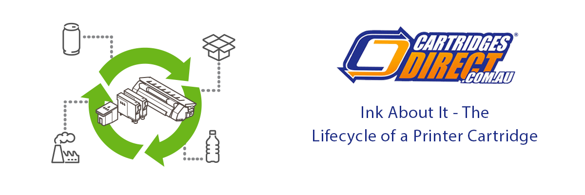 Ink About It - The Lifecycle of a Printer Cartridge