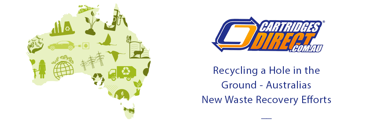 Recycling a Hole in the Ground - Australia's New Waste Recovery Efforts