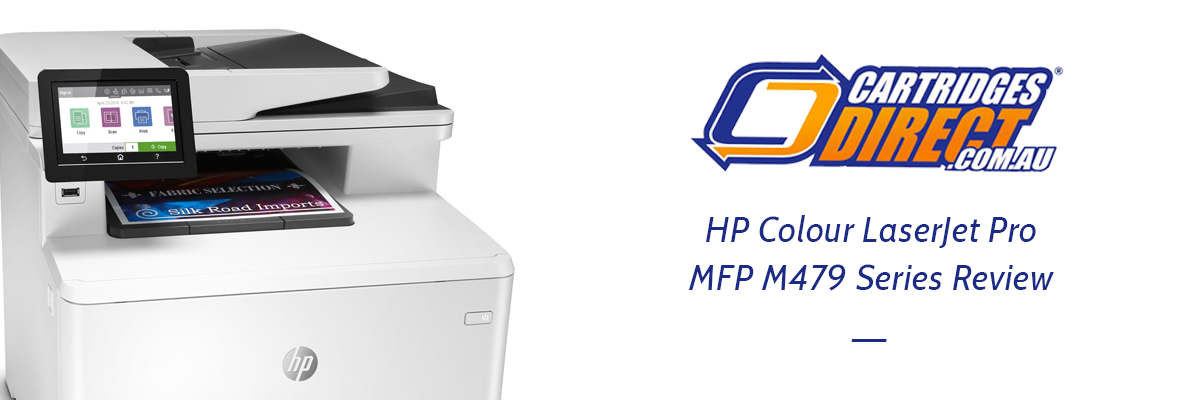 HP Colour LaserJet Pro MFP M479 Series Review