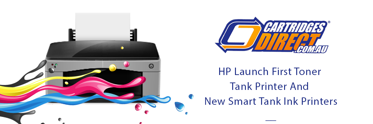 HP Launch First Toner Tank Printer And New Smart Tank Ink Printers