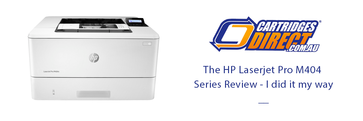 HP LaserJet Pro M404dn Printer Review
