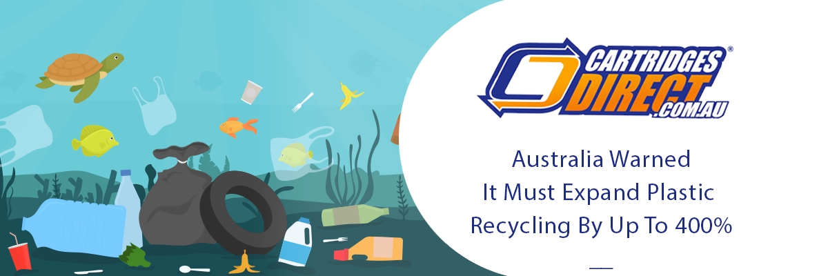 Australia Warned It Must Expand Plastic Recycling By Up To 400%