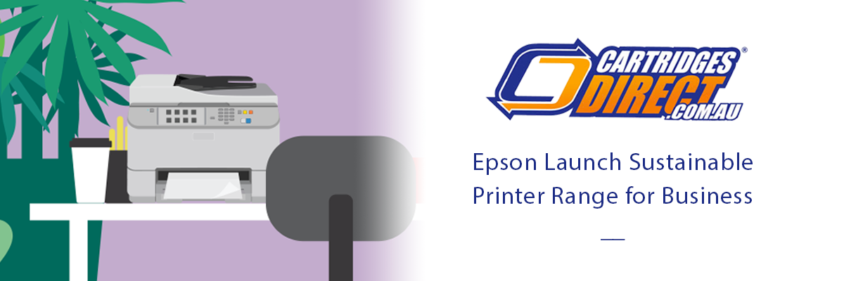 Epson Launch Sustainable Printer Range For Business