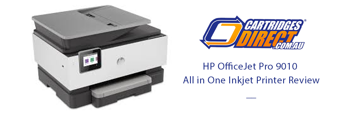 HP OfficeJet Pro 9010 All In One Inkjet Printer Review