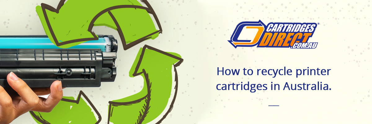 How To Recycle Printer Cartridges? - It's Too Easy!