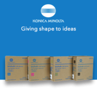 Konica Minolta Copier Cartridges