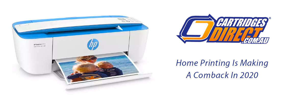 In 2020 Home Printing Is Making A Comeback!