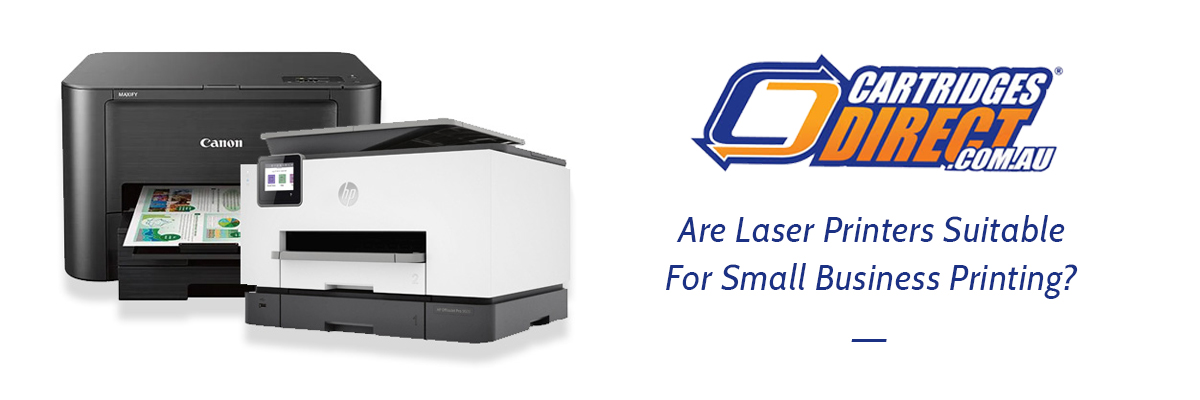 Are Laser Printers Suitable For Small Businesses?