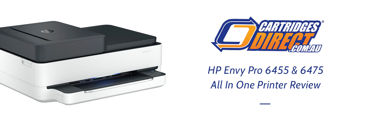 HP Envy Pro 6455 All In One Printer Review