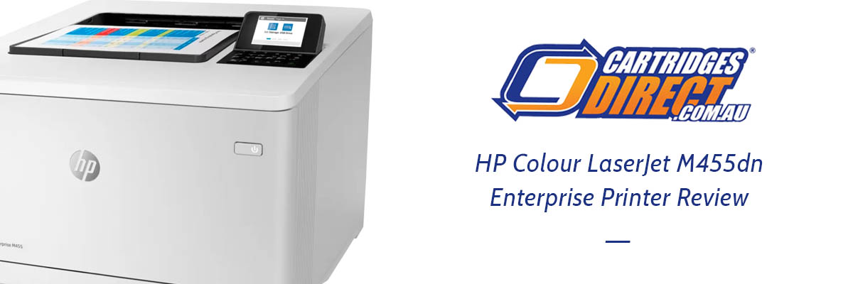 HP Colour LaserJet Enterprise M455DN Review