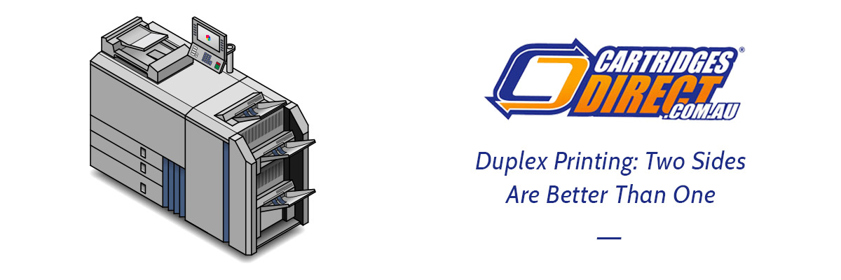 What Is Duplex Printing? Two Sides Are Better Than One