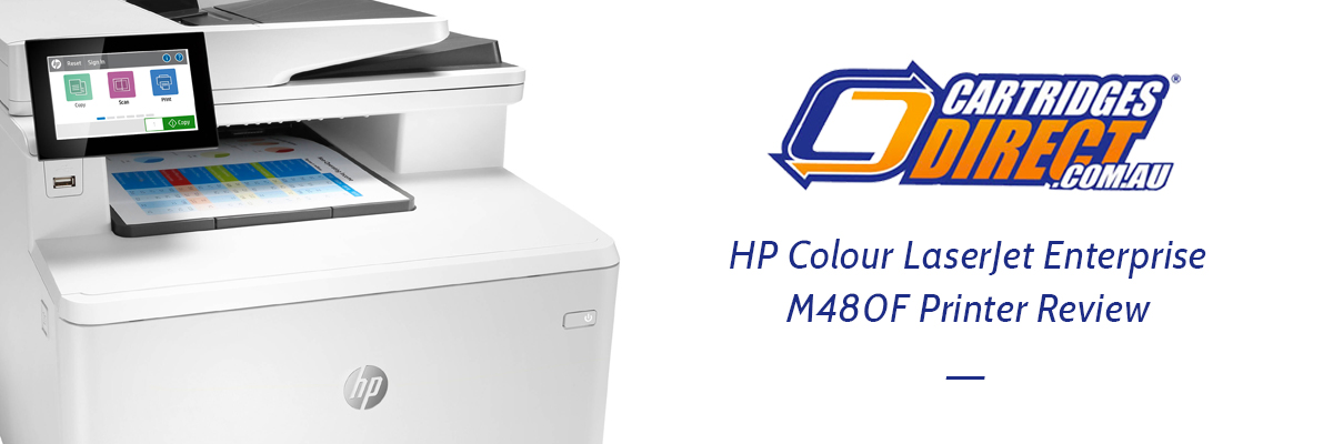 HP Colour LaserJet Enterprise MFP M480F Printer Review