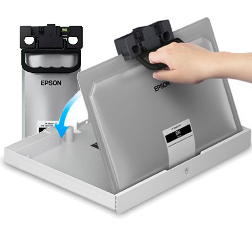 Epson Workforce Pro WF-M5299 Ink Replacement
