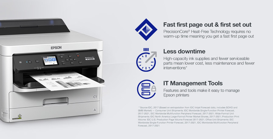 Epson Workforce WF-M5299 Printer Review
