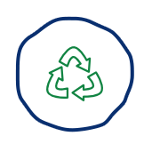 Reusable Plastic Icon